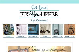 Beth Duewel – Fix-Her-Upper
