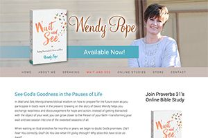 Wendy Pope – Wait and See