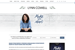 Lynn Cowell – Make Your Move