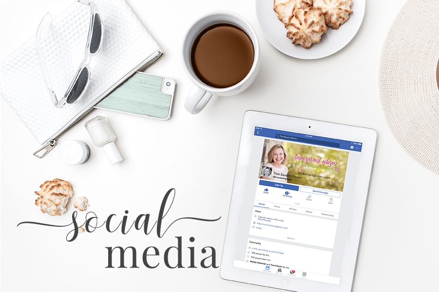 Mandy Roberson Media, LLC: Social Media Management