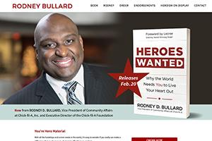 Rodney Bullard – Heroes Wanted