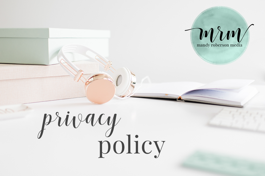 MRM Privacy Policy