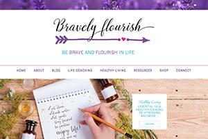 Heidi Pitman – Bravely Flourish