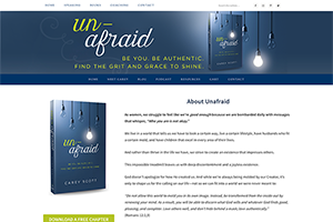 Carey Scott – Unafraid