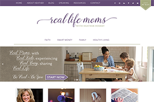 Heather Hoerst – Real Life Moms