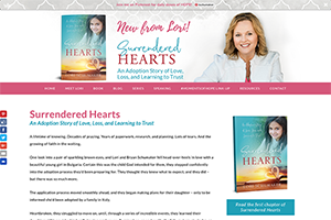 Lori Schumaker – Surrendered Hearts