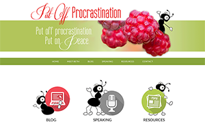 Beth Sterne – Put Off Procrastination