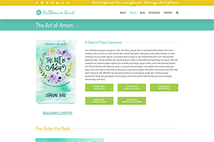 Catherine Bird – The Art of Amen