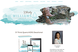 Christy Williams – 31 Thirst QuencHERS