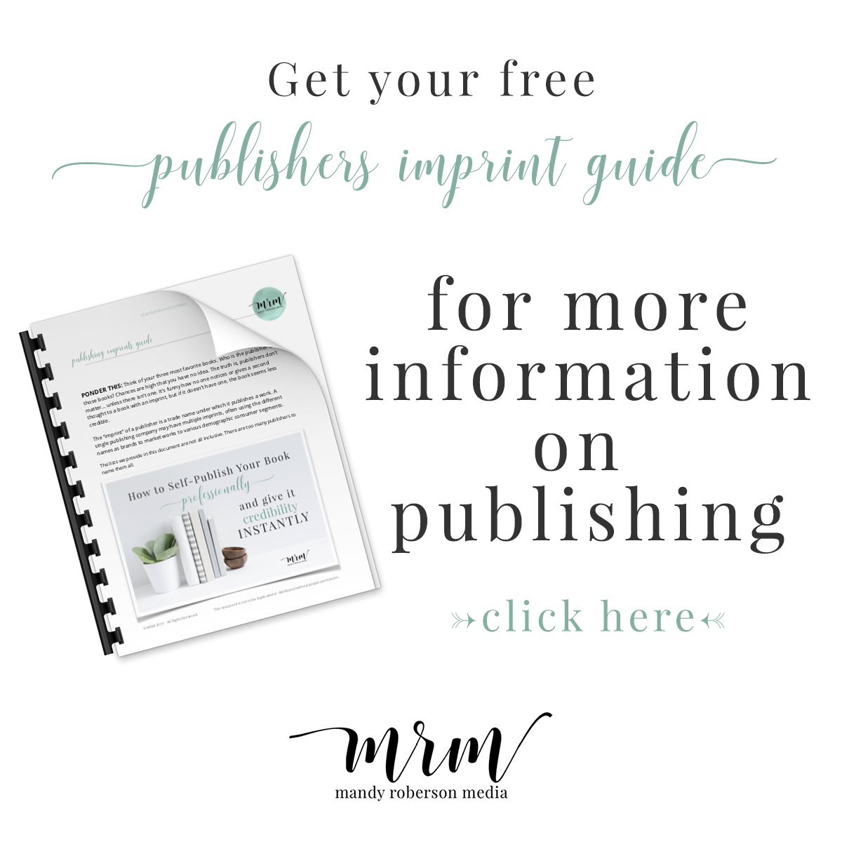 Publishers Imprint Guide