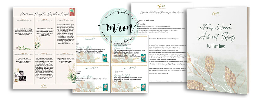 MRM Project Feature: Catherine Bird Branded PDF Design