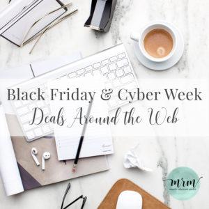 Black Friday Deals Around the Web