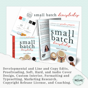 MRM Project Feature: Small Batch Discipleship Publishing and Website Design