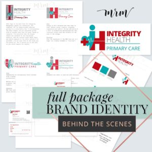 MRM Project Feature: Integrity Health Full Brand Identity Package