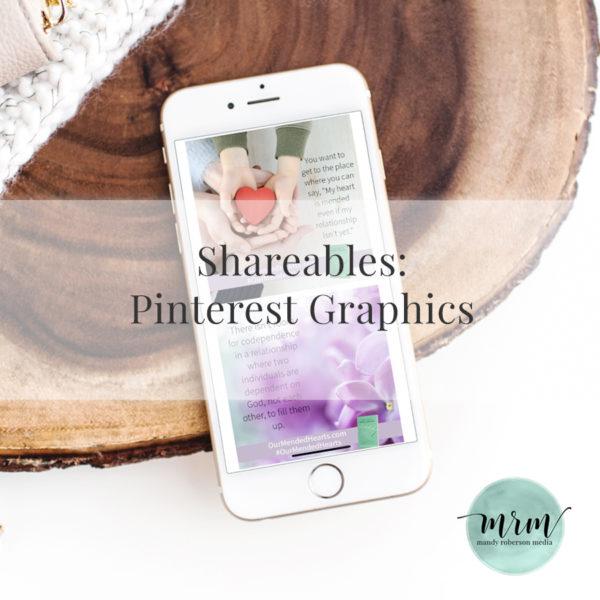 MRM Shareables: Pinterest Graphics