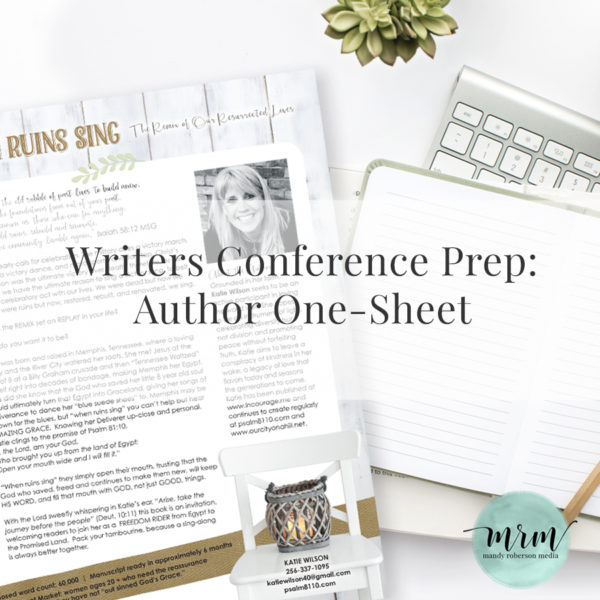 MRM: Author One-Sheet